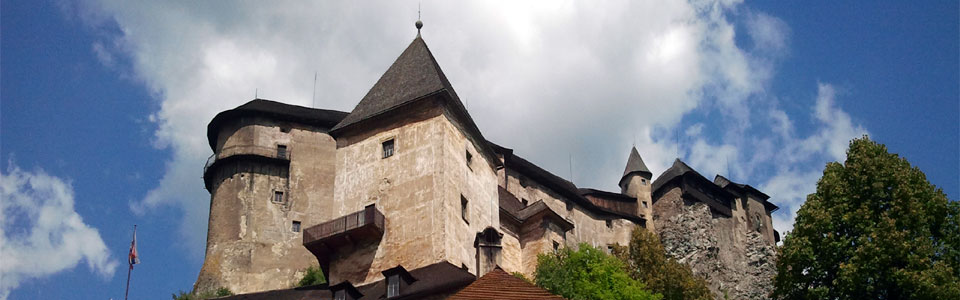 Explore Orava Castle - one of the most visited landmarks in Slovakia